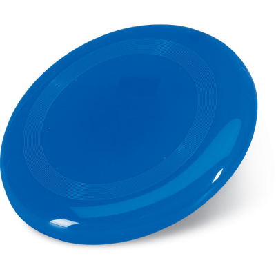 PLASTIC FRISBEE in Blue