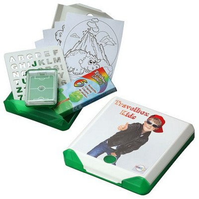 CHILDRENS ENTERTAINMENT GAME TRAVEL BOX CASE