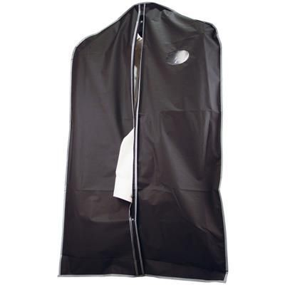 SUIT GARMENT CARRIER in Black