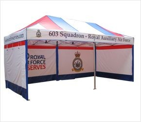 6M X 3M GAZEBO INCLUDING X3 SIDE WALLS