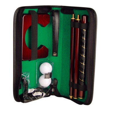 OFFICE EAGLE GOLF SET in Black
