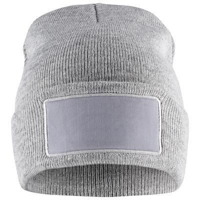 CLIQUE HUBERT PATCH KNITTED HAT