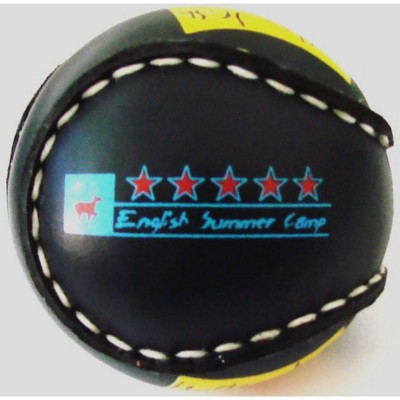 PVC MOCK LEATHER COVERED HURLEY BALL