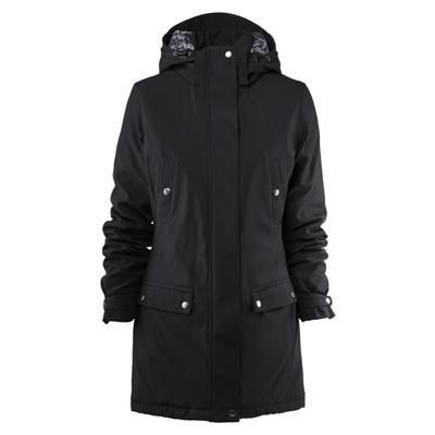 PRINTER SLOPE LADIES WINTER PARKA JACKET with Quilted Lining