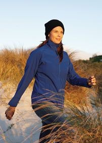 REGATTA LADIES UPROAR SOFTSHELL JACKET