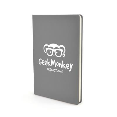 A5 MOLE NOTE BOOK LITE in Cool Grey