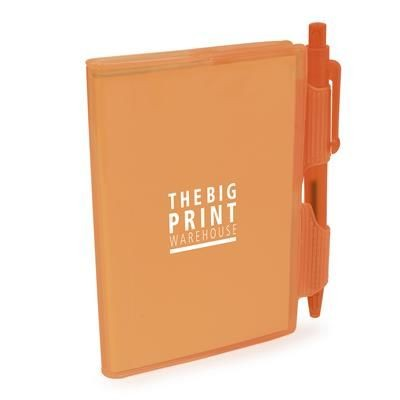 A7 PVC NOTE BOOK AND PEN