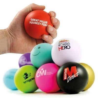 PREMIUM 70MM STRESS BALL