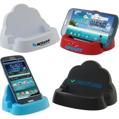 STRESS CLOUD MOBILE PHONE HOLDER