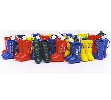 WELLY WELLINGTON BOOT KEYRING