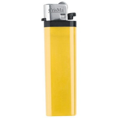DISPOSABLE POCKET LIGHTER in Yellow