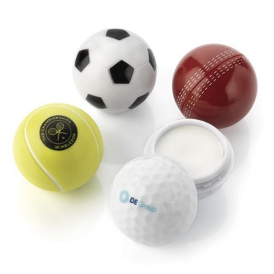 GOLF BALL SUN CUBE BLOCK in White