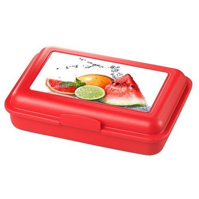 IMOULD BRANDED CHILDRENS PLASTIC STORAGE SCHOOL LUNCH BOX