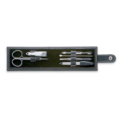 MANICURE SET in Black