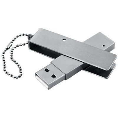 BABY METAL TWIST USB MEMORY STICK in Silver