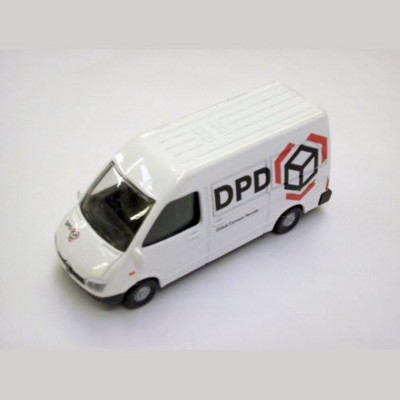 PANEL VAN MODEL in White