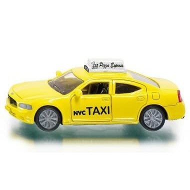 US NEW YORK TAXI MODEL in Yellow