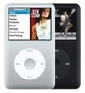 APPLE iPOD CLASSIC MP3 MUSIC & VIDEO PLAYER