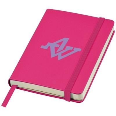 CLASSIC POCKET NOTE BOOK in Pink