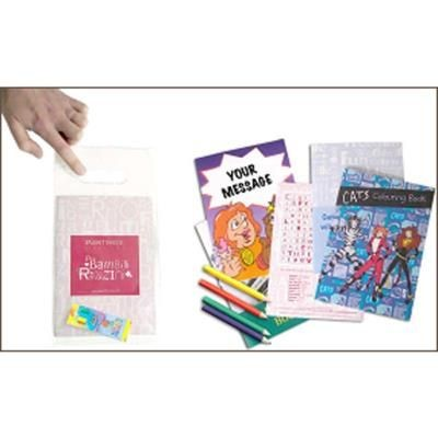 CHILDRENS ACTIVITY PACK PARTY BAG