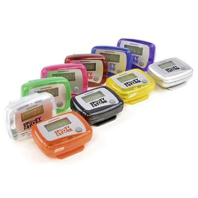 CLIP-ON STEP BUDGET PEDOMETER