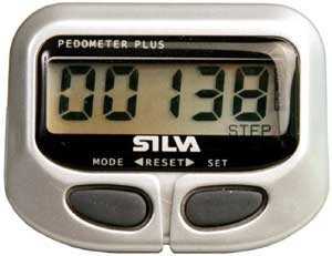 PEDOMETER STEP COUNTER PLUS