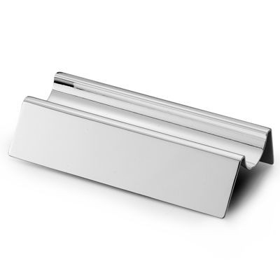 UNIVERSAL METAL DESK STAND PEN HOLDER in Silver