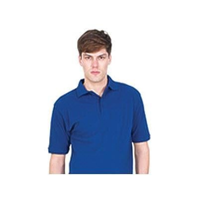 50-50 HEAVYWEIGHT PIQUE POLO SHIRT