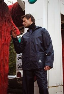 RESULT WEATHERGUARD JACKET & TROUSER SUIT in Carry Bag