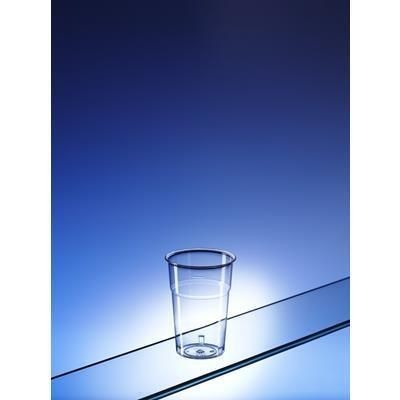 RECYCLABLE PLASTIC SAMPLING GLASS