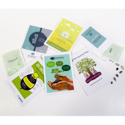 PERSONALISED SEEDS POCKET