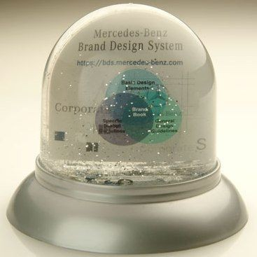 GRAND ROUND SNOW GLOBE SHAKER SNOW DOME SHAKER PAPERWEIGHT