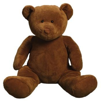 EXTRA EXTRA LARGE XXL TEDDY BEAR in Brown
