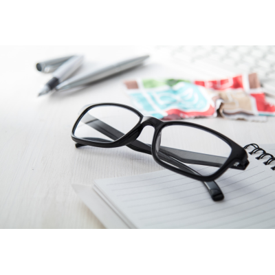 TIMES PLASTIC READING GLASSES with 1 5 Dioptre Lenses