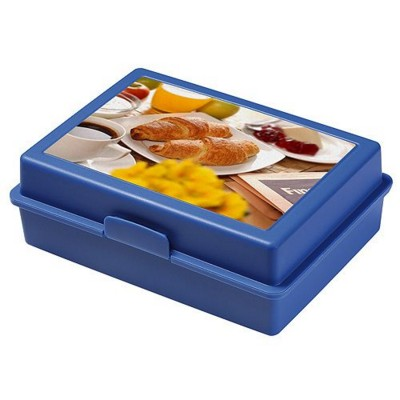 IMOULD BRANDED PLASTIC PICNIC STORAGE LUNCH BOX