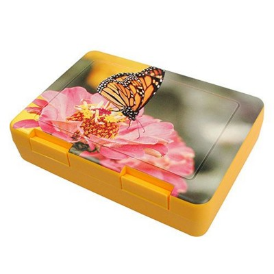 IMOULD BRANDED PLASTIC STORAGE LUNCH SNACK BOX