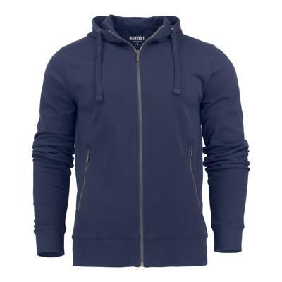 HARVEST DUKE COLLEGE MENS HOOD JACKET
