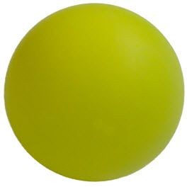 PROMOTIONAL PING PONG TABLE TENNIS BALL in Yellow