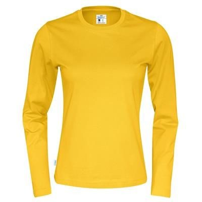 COTTOVER TEE SHIRT LONG SLEEVE LADIES