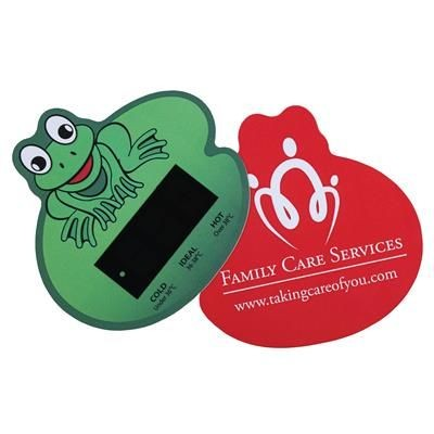 FROG BATH WATER THERMOMETER GAUGE