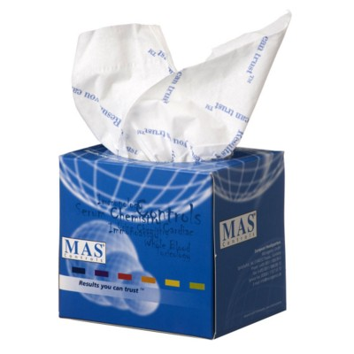 CONTAINER TISSUE BOX