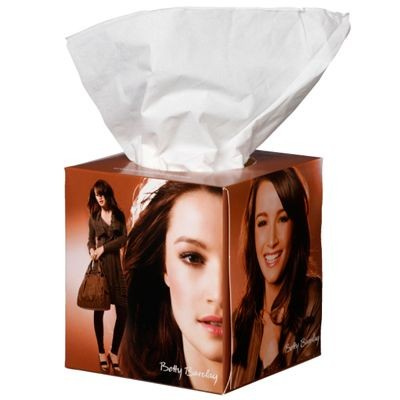 OUR CUBE TISSUE BOX