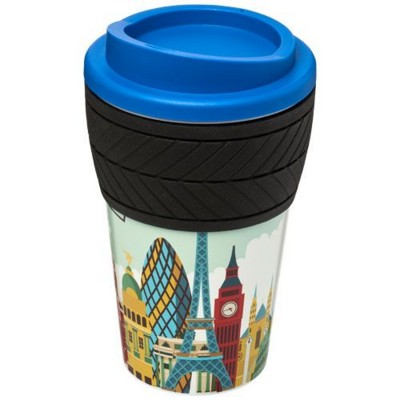 BRITE-AMERICANO® TYRE 350 ML THERMAL INSULATED TUMBLER in Blue