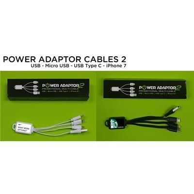 MULTI CABLE POWER ADAPTOR