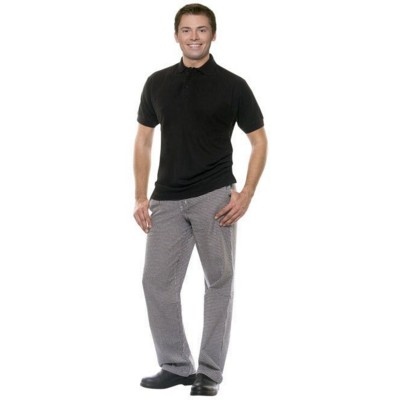 MAILAND CHEF TROUSERS in Black & White