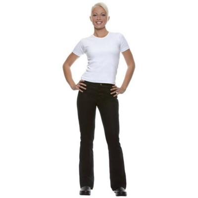 TINA LADIES TROUSERS in Black & White