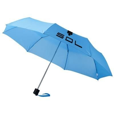 21,5 3-SECTION UMBRELLA in Blue