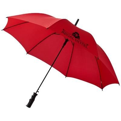 23 INCH BARRY AUTOMATIC UMBRELLA in Red