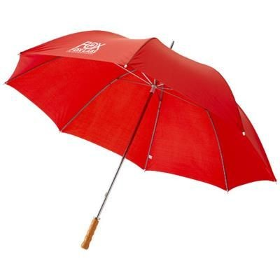 30 INCH KARL GOLF UMBRELLA in Red