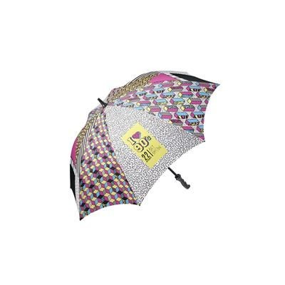 PRO BRELLA SOFT FEEL PRINTED GOLF UMBRELLA